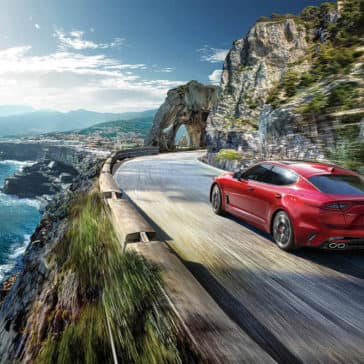 2019 Kia Stinger Cliffside