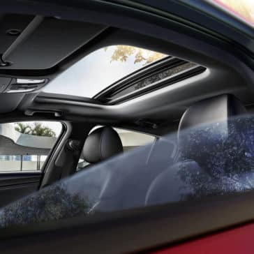 2019 Kia Stinger Open Window