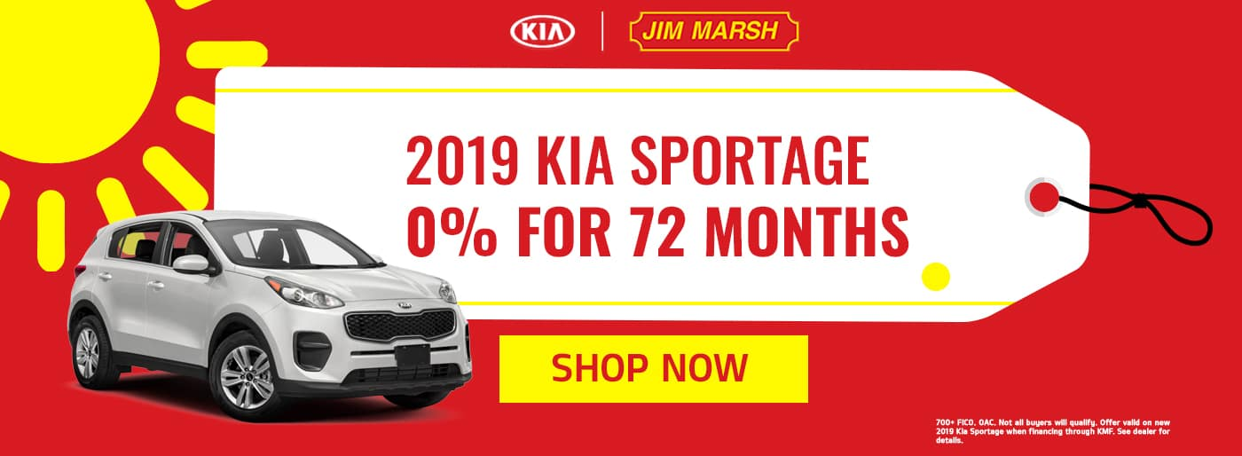 Kia Sportage July