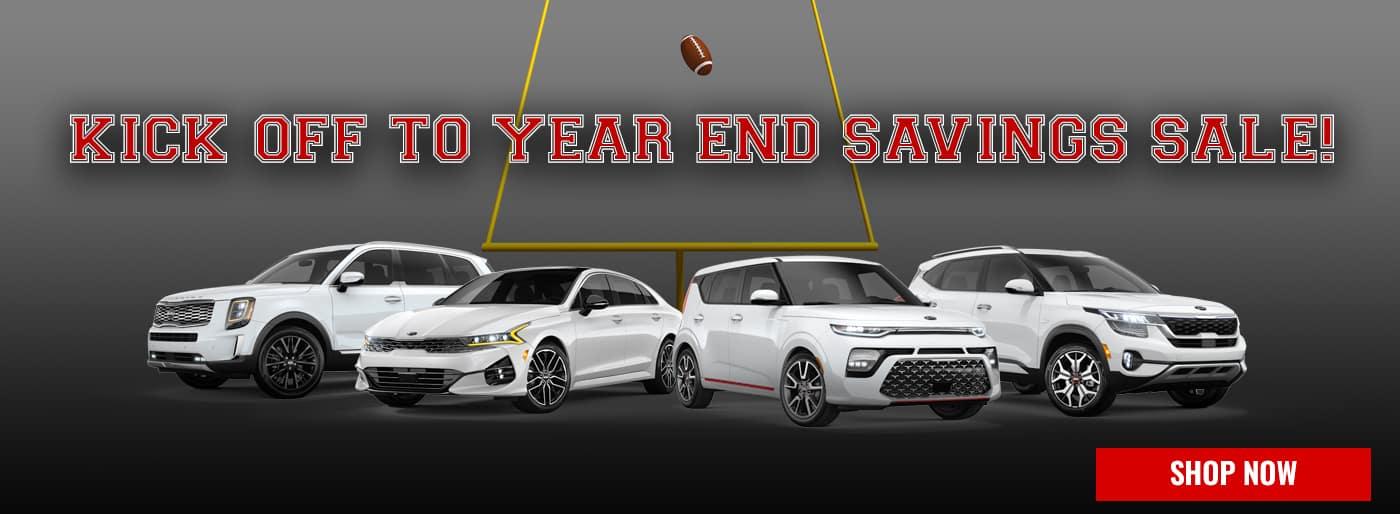 Year End Saving