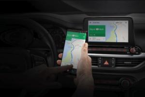 Kia Forte GPS Navigation