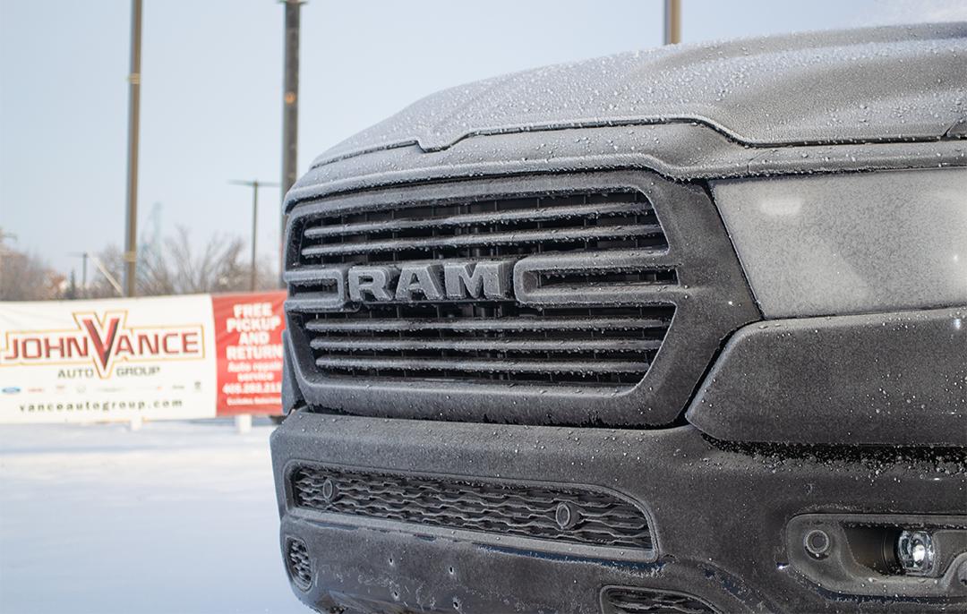 ram trucks in Oklahoma