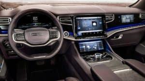 New Jeep Wagoneer Interior 2021 Wagoneer OKC