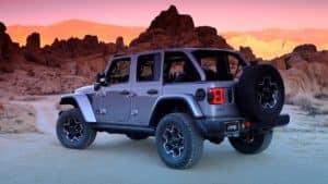 Jeep wrangler 4xe in edmond oklahoma