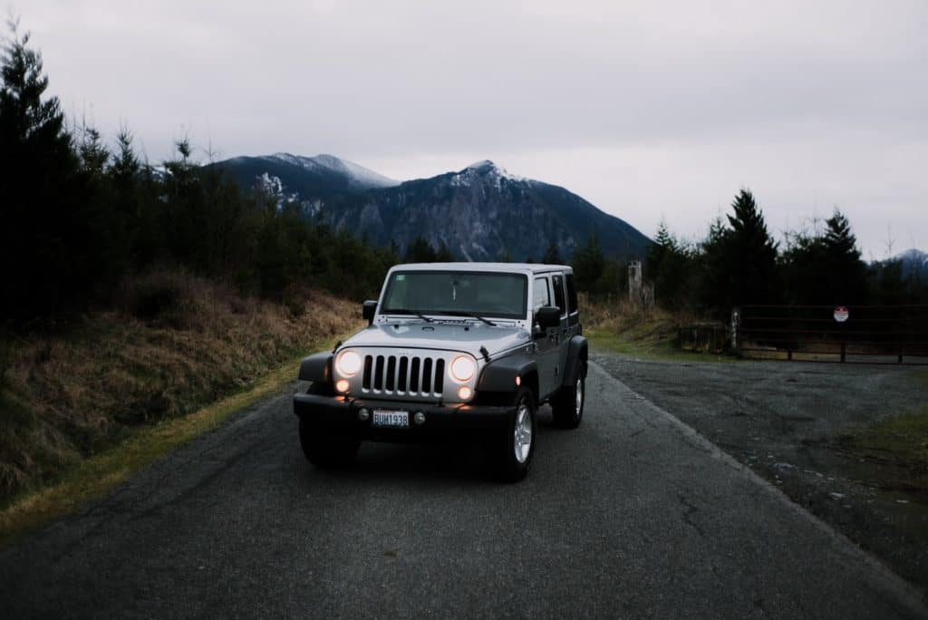 Certified Jeep repair shop Edmond