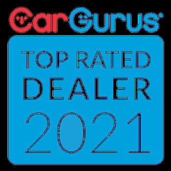 Car Gurus Top Rated Dealer 2021