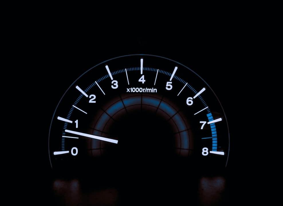 the dashboard of a nice car in Edmond, Oklahoma