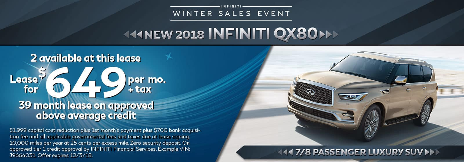 Nov QX80