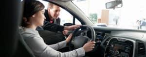 Car Test Drive