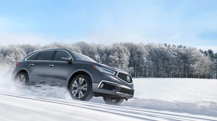 New Acura MDX