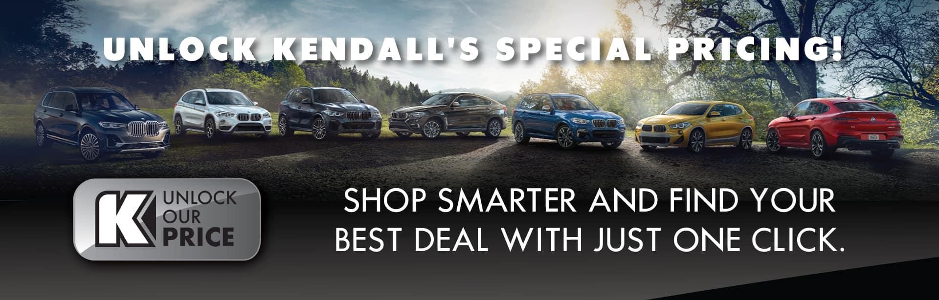 BMW of Bend Unlock Pricing