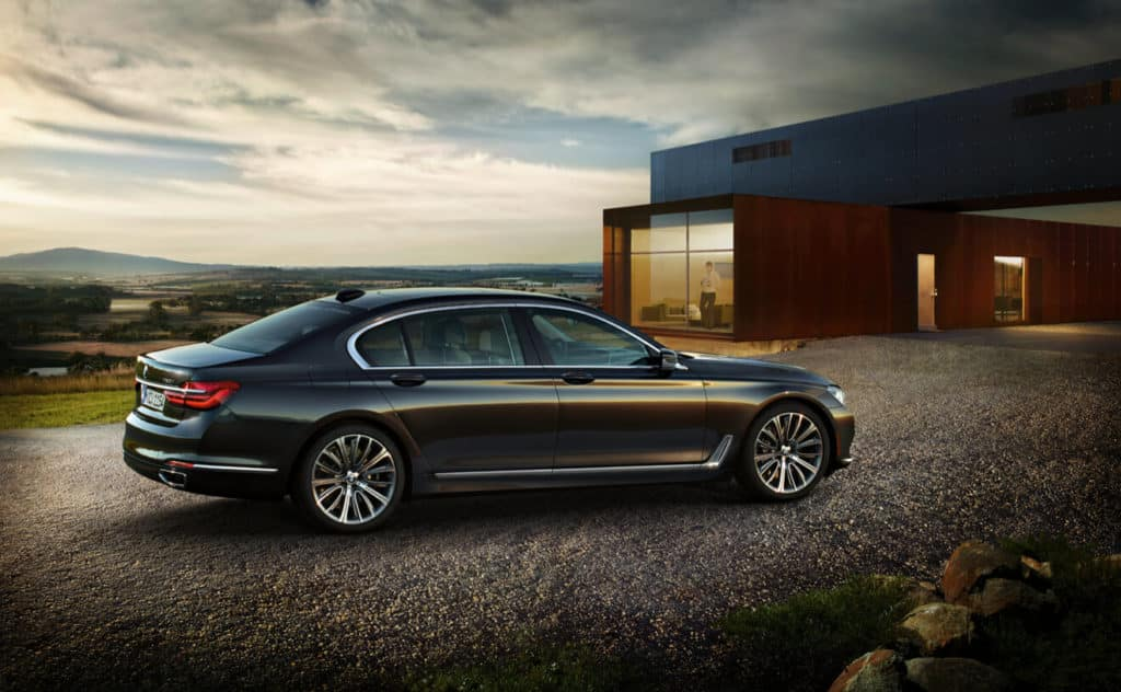 bmw 7 series for sale in Bend, oregon