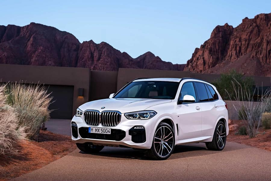 new bmw x5 edrive in bend, oregon