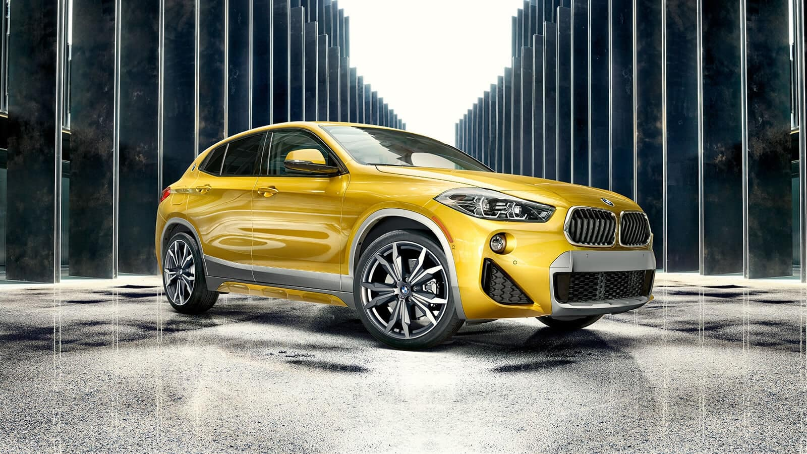 New BMW X2 in Bend