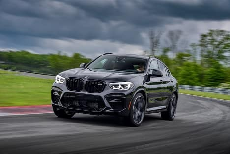 New BMW X4 M for sale in Bend, OR