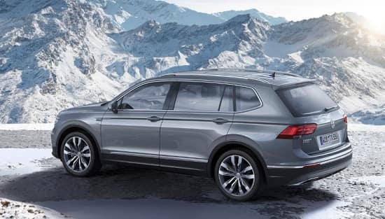 New Volkswagen SUVs and Wagons