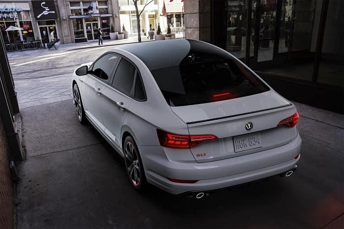 New Volkswagen Sedans