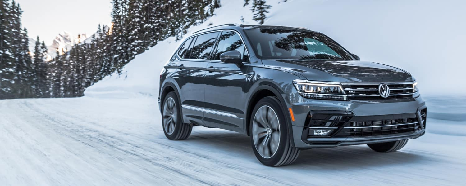 New Volkswagen Third-row SUVs