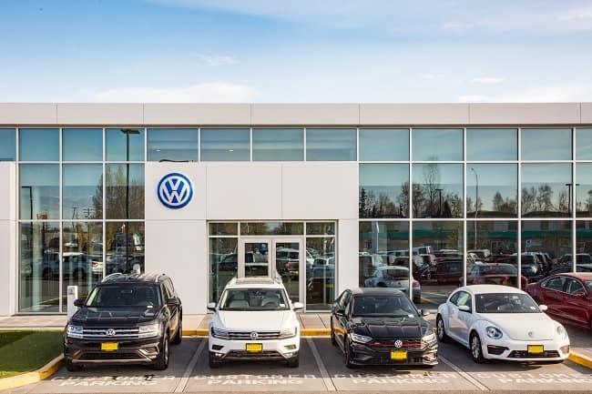 New Volkswagen Dealership in Anchorage, AK