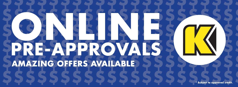 Online Volkswagen Car Loan Preapprovals