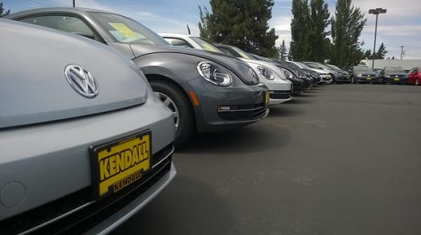 All Vehicles at Kendall VW of Bend