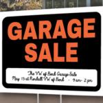 VW of Bend Garage Sale