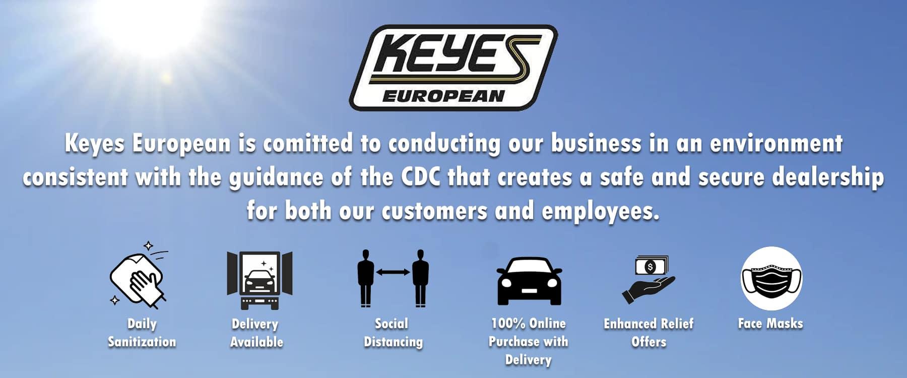 Keyes Banner CDC