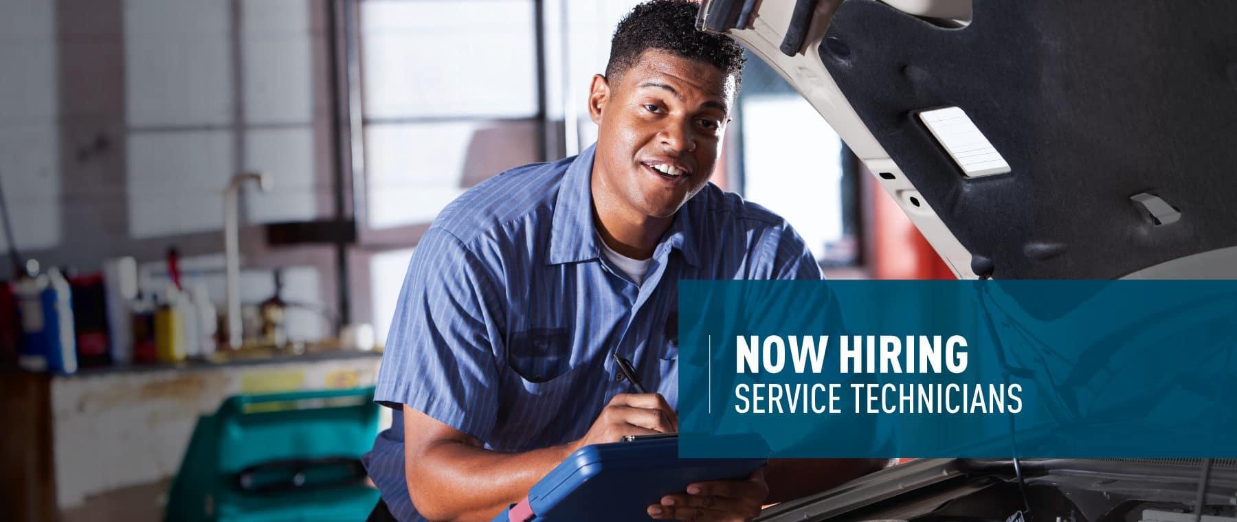 Hiring Service Technicians