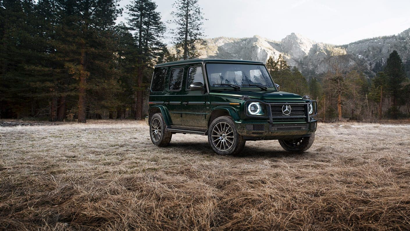 2020 Mercedes Benz G Glass Off Road Luxury Keyes European