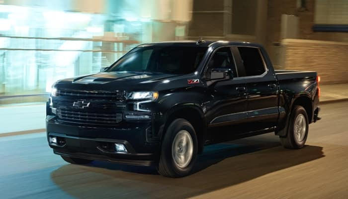 The 2019 Chevrolet Silverado offers you the power that you need for your tough job on the worksite