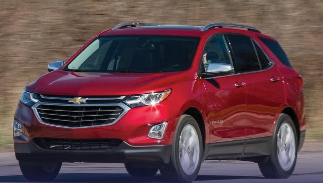 2018 Chevrolet Explorer Limited 4WD