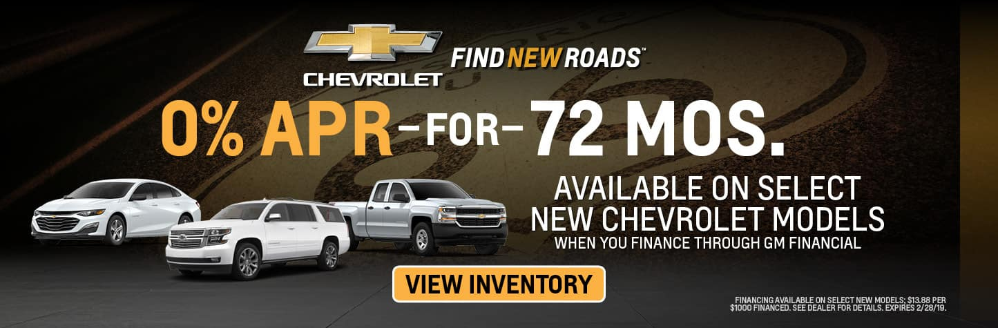 New Used Chevrolet Cars Trucks Dealer In Tulsa Sand Springs Ok