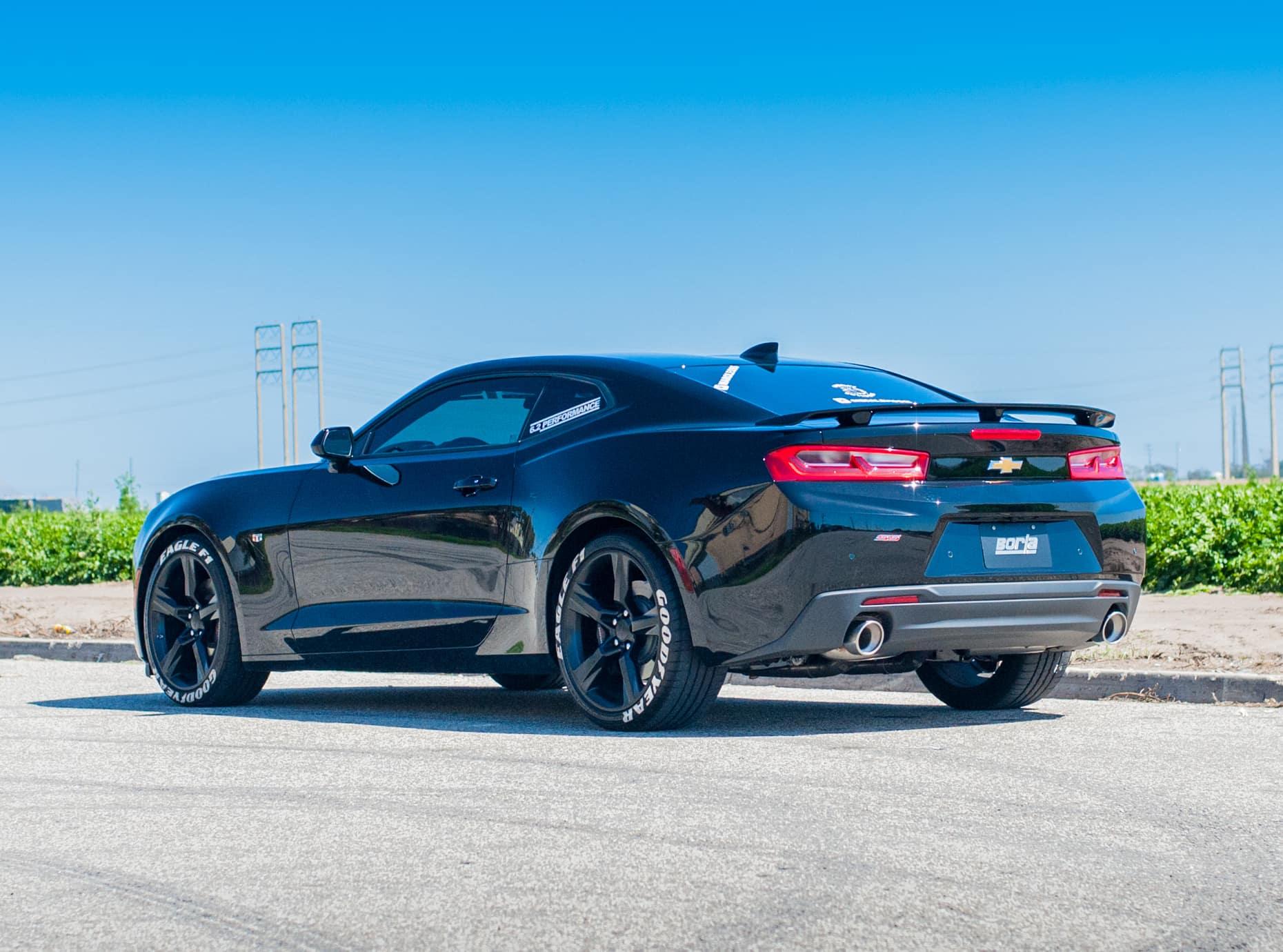 2019 Camaro SS vs 2019 Mustang GT | Keystone Chevrolet