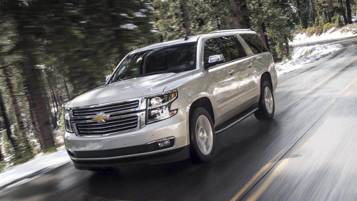 2019 Chevy Suburban Vs Cadillac Escalade Vs Lincoln