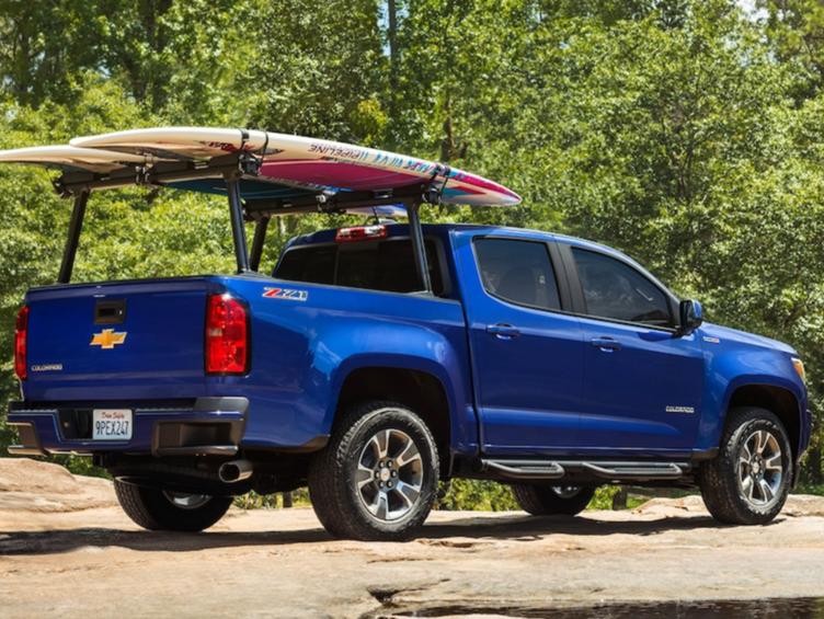 Chevrolet Colorado Payload Capacity