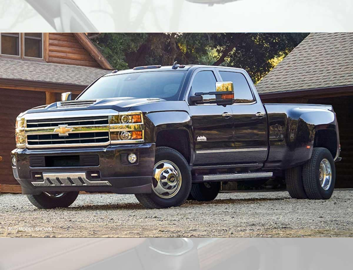 2020 Chevy Silverado 2500HD Near