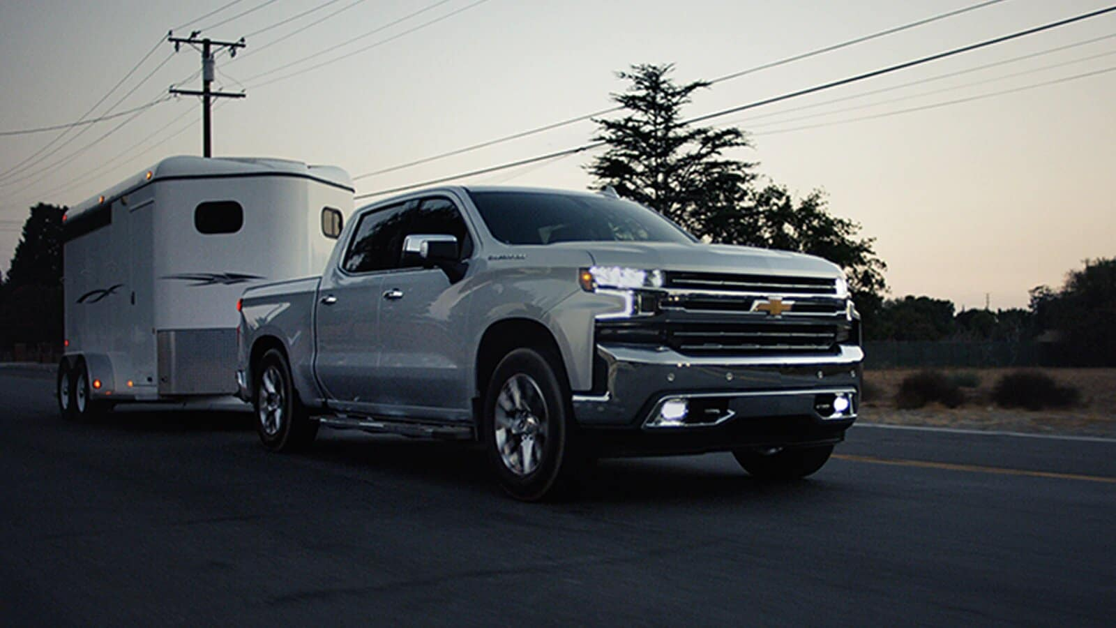 2020 Chevy Silverado 1500 Near Has Class Leading Towing and Payload Capacity