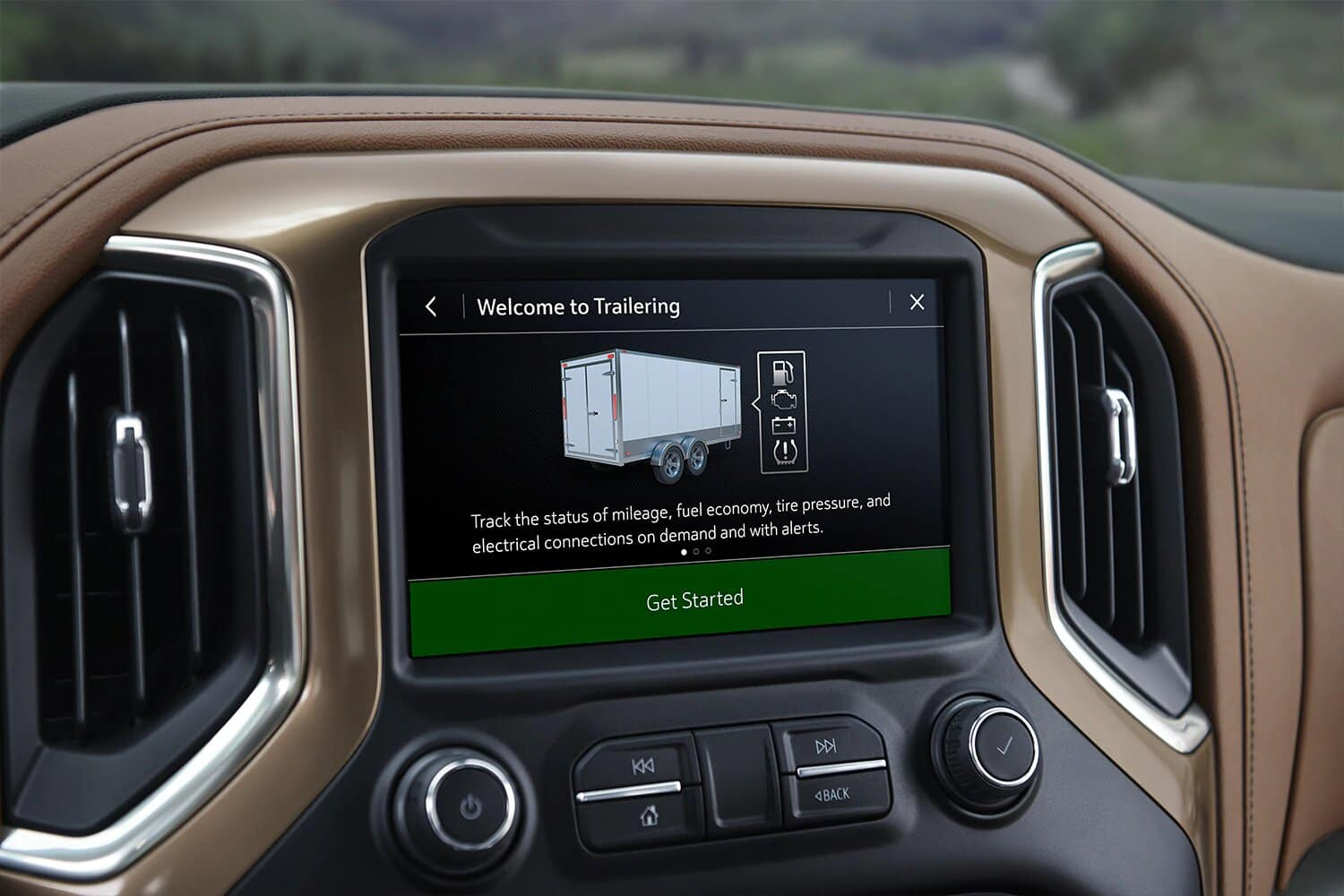 2020 Chevy Silverado 1500 Near Tulsa, OK Has The Latest Tech Features