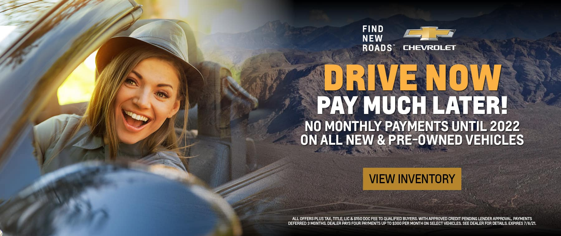 Drive Now Pay Much Later