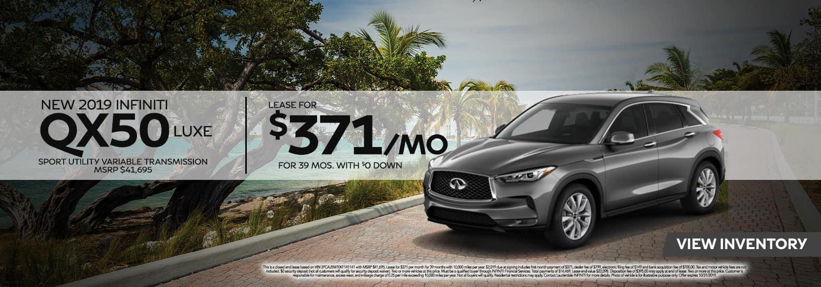 Infiniti Dealers In Florida >> New Used Infiniti Car Dealer Near Fort Lauderdale