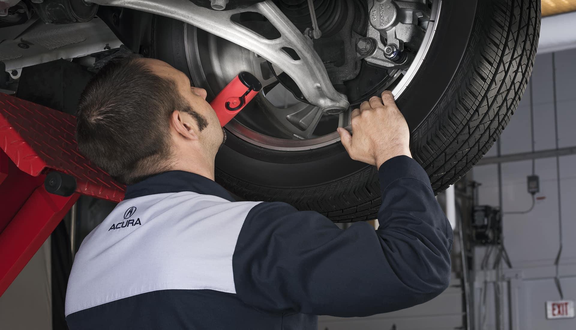 Acura Technician