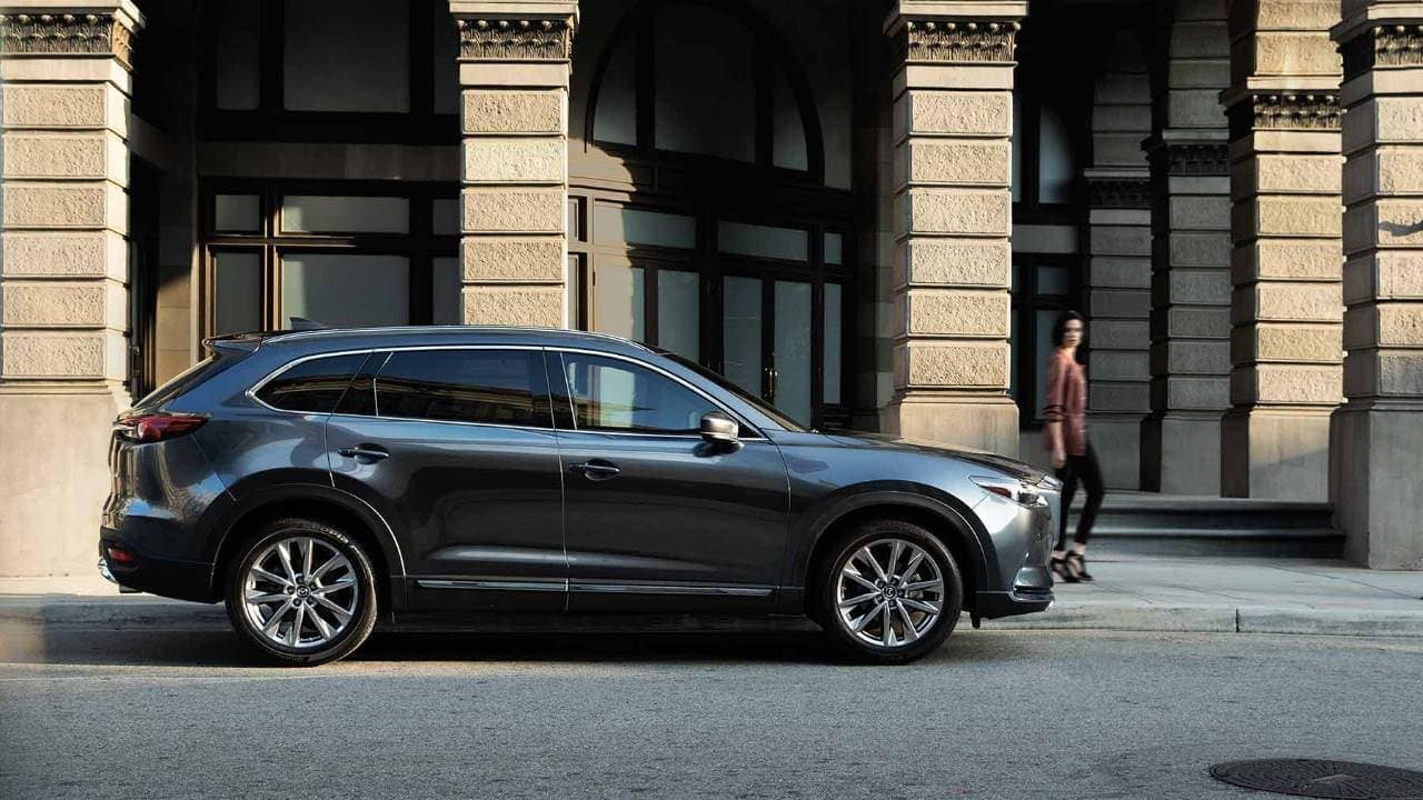2019 Mazda CX 9 Exterior 04