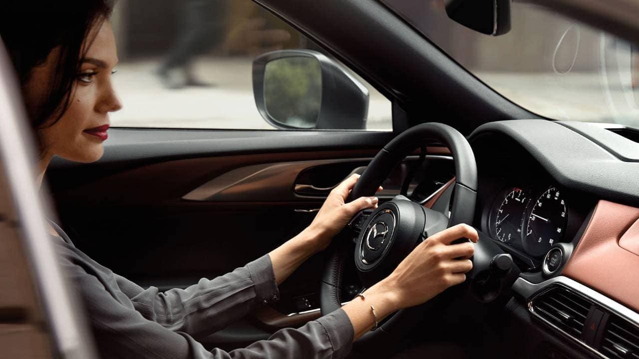 2019 Mazda CX 9 Interior 01