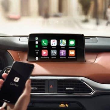 2019 Mazda CX 9 Interior 04
