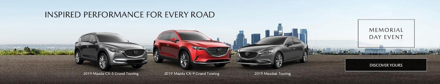 2019 Mazda Memorial Day Event Liberty Mazda