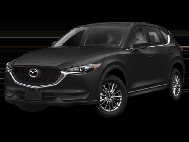 2019 Mazda CX-5 Comparison Image