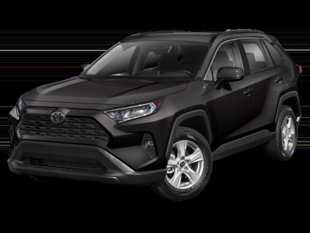 2019 Toyota RAV4 Comparison Image