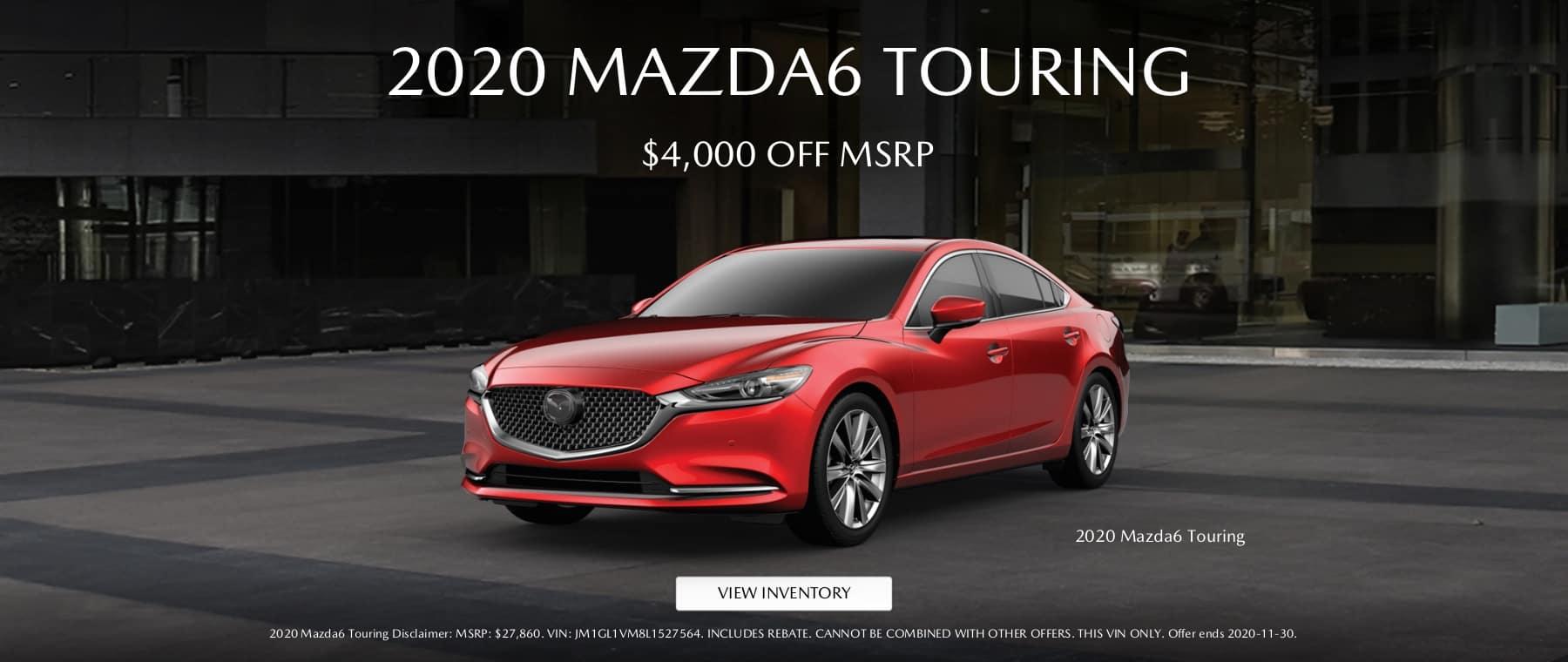 Mazda6 Touring