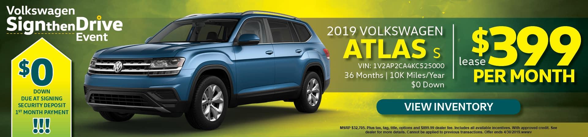 2019 Atlas special