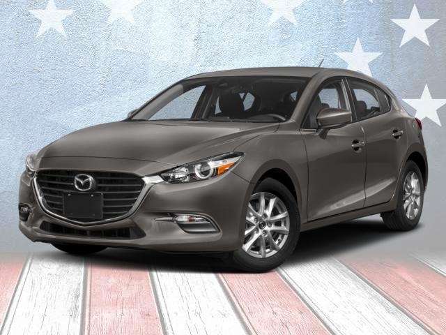 New 2018 Mazda3 Hatchback Sport